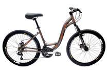 Bicicleta Feminina Flow Aro 26 Freios a Disco Soul 21v - Soul cycles