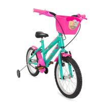 Bicicleta Feminina Free Action MTB Kiss Aro 16 Status Bikes -