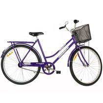 Bicicleta Feminina Monark Tropical Aro 26 -