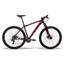 Bicicleta GTS Aro 29 Freio a Disco Câmbio GTSM1 TSI 24 Marchas e Amortecedor  GTS M1 Ride New -