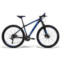 Bicicleta GTS Aro 29 Freio a Disco Câmbio Traseiro Gtsm1 TSI 21 Marchas e Amortecedor GTS M1 Ride New TSI -