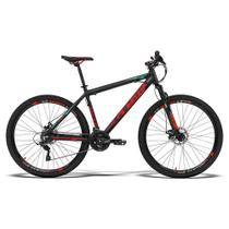 Bicicleta GTS Aro 29 Freio a Disco Câmbio Traseiro GTSM1 TSI8 24 Marchas e Amortecedor  GTS M1 Advanced 2021 -