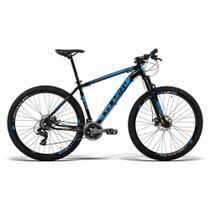 Bicicleta GTS Aro 29 Freio a Disco Câmbio Traseiro Shimano 24 Marchas e Amortecedor GTS M1 Ride New - Gtsm1