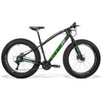 Bicicleta GTS  Fat Aro 26 com Freio a Disco Hidráulico TSI9 27 Marchas, Quadro de Alumínio  GTS M1 I-Vtec FAT - GTSM1