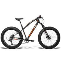 Bicicleta GTS Fat Bike Tsi 7 Aro 26 com Freio a Disco Hidráulico Cambio GTSM1 TSI 7 Marchas e Quadro de Alumínio  GTS M1 I-Vtec FAT -