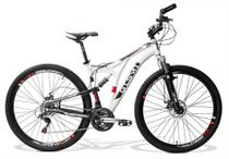 Bicicleta GTS M1 Aro 29 Advanced New Full Câmbio Shimano 21 marchas - Preto