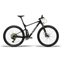 Bicicleta GTS RAV aro 29 Freio Hidráulico Quadro Full Suspension Carbono Black Edition  1x12 Sram Wireless  XX1 AXS - Gtsm1