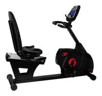 Bicicleta horizontal eletrica profissional 367c linha premium embreex -
