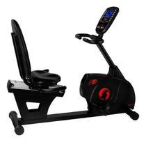 Bicicleta horizontal gerador 367 gx linha premium embreex -