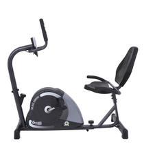 Bicicleta horizontal magnética mag 5000H Dream -