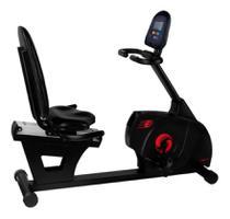 Bicicleta horizontal recarregável 367 sx linha premium embreex -