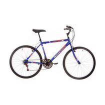 Bicicleta Houston Foxer Hammer 21V Aro 26 Azul FX26H10 -