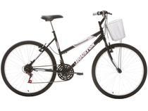 Bicicleta Houston Foxer Maori Aro 26 - 21 Marchas Freio V-Brake