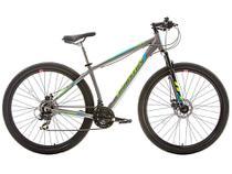 Bicicleta Houston Mercury HT 2.9 Shimano Aro 29 - 21 Marchas Suspensão Dianteira Câmbio Shimano