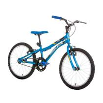 Bicicleta Houston Trup Aro 20 Masculina Freios V-break