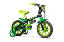 Bicicleta Infantil Aro 12 Black - Nathor -