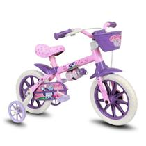 Bicicleta Infantil Aro 12 Cat - Nathor -