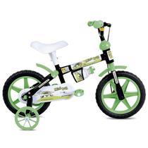 Bicicleta Infantil Aro 12 em Plástico Mini Boy-Houston -