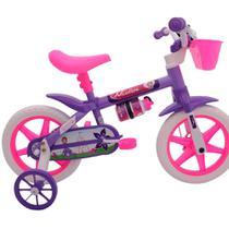 Bicicleta Infantil Aro 12 Feminina Cairu -