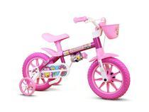 Bicicleta Infantil Aro 12 Flower - Nathor -