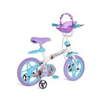 Bicicleta Infantil Aro 12 Frozen II 3097 - Bandeirante