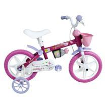 Bicicleta Infantil Aro 12 Houston TM12J -