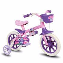 Bicicleta Infantil Aro 12 Menina Nathor - Cat -