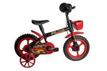 Bicicleta Infantil Aro 12 Menino Hot Styll com Acelerador -