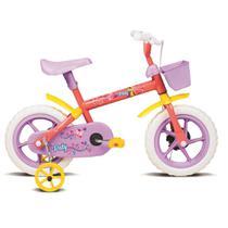 Bicicleta Infantil Aro 12 Menino Menina Princesas Jack Paty - Verden Bikes