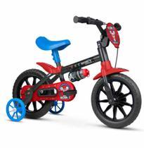 Bicicleta Infantil Aro 12 Menino Nathor - Mechanic -