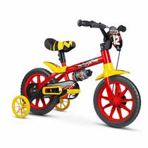 Bicicleta Infantil Aro 12 Menino Nathor - Motor X -