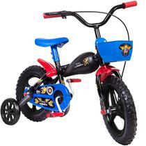 Bicicleta Infantil Aro 12 Moto Bike De 3 A 5 Anos - Styll - Styll Baby