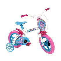 Bicicleta Infantil Aro 12 Princesa Tiara 3 A 5 Anos - Styll