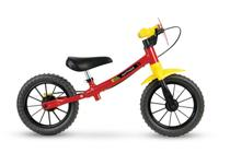Bicicleta Infantil Aro 12 Sem Pedal Balance Bike Fast - Nathor -