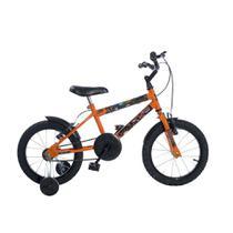 Bicicleta Infantil Aro 16 Heroes KLS Rodas em Alumínio Freios V-Brake -
