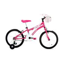 Bicicleta Infantil Aro 16 Houston Tina com Bolsa - Houston bikes