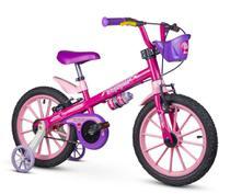 Bicicleta Infantil Aro 16 Menino E Menina 5 A 8 Anos Nathor -