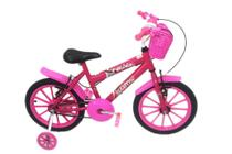 Bicicleta infantil Aro 16 Messina - Milan bike