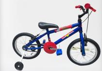Bicicleta infantil aro 16 Mulher Maravilha - Wendy