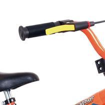 Bicicleta Infantil Aro 16 Nathor Com Rodinhas Menino e Menina Extreme -