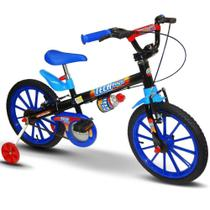 Bicicleta Infantil Aro 16 - Nathor -