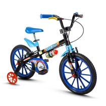 Bicicleta Infantil Aro 16 Tech Boys - Nathor -