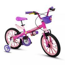 Bicicleta Infantil Aro 16 Top Girls - Nathor -