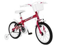 Bicicleta Infantil Aro 16 Track  Bikes - Monny Neon Freio V-Brake