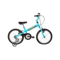 Bicicleta Infantil Aro 16 Verden Kids -