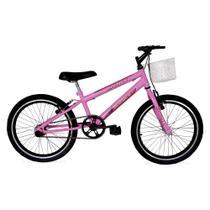 Bicicleta Infantil Aro 20 Avance Freios V-brake Rebaixada -