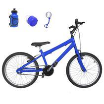 Bicicleta Infantil Aro 20 Azul Promocional - FlexBikes