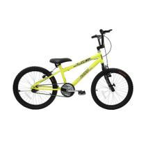 Bicicleta Infantil Aro 20 Cairu Reb Flash Boy MTB Freios V. Break