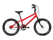 Bicicleta Infantil Aro 20 Caloi Expert Vermelho  - Freio V-Brake -