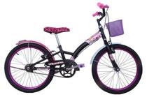Bicicleta Infantil Aro 20 Feminina Fashion High - Dalannio Bike